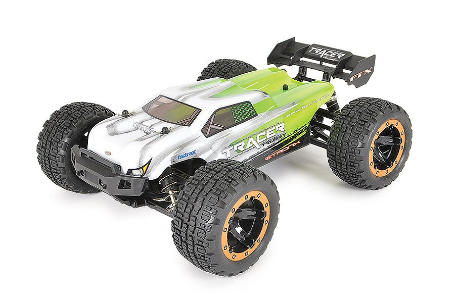 FTX5577G Tracer Brushed RTR Green