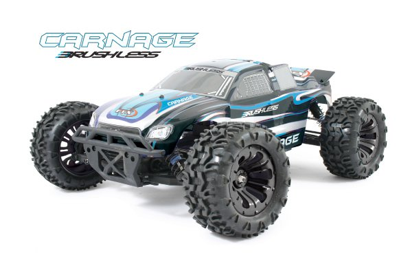 FTX5543 Carnage Brushless RTR