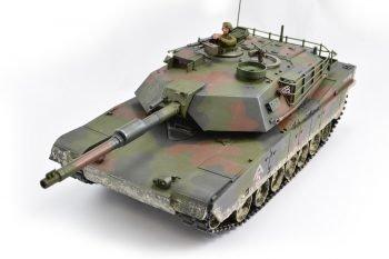 HE0711 Abrams Tank Camo