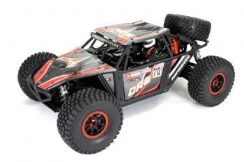 FTX5495R DR8 RTR RED BRUSHLESS