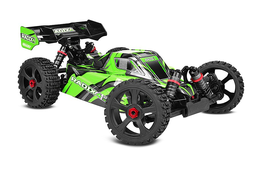 CORALLY RADIX XP 4S BUGGY 1/8 SWB BRUSHLESS RTR