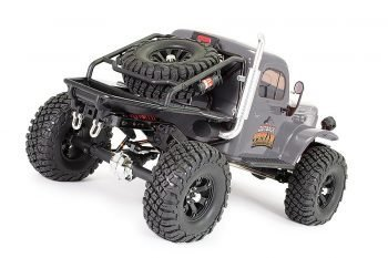 FTX5590GY Outback Texan RTR Grey