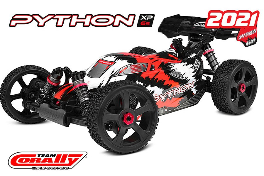 C-00182 Python xp 6s RTR 2021