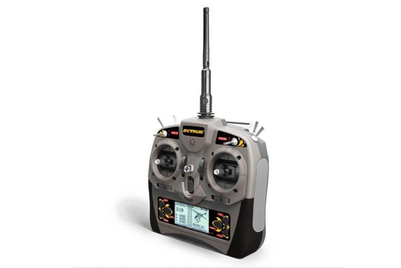 DYNAM DETRUM GAVIN-6C 6CH DIGITAL RADIO SR86A