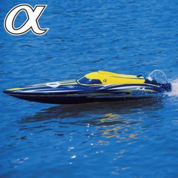 JY8901Y Joysway Speedboat RTR Yellow Brushless