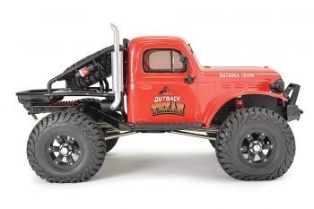 FTX5590R Outback Texan RTR Crawler Red