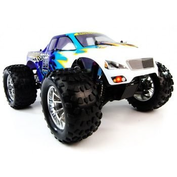 BUG CRUSHER 2.4GHZ ELECTRIC RC TRUCK BRUSHED