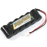 VOLTZ 6 CELL 1600MAH 7.2V NIMH STRAIGHT PACK(18T) BATTERY W/MICRO CONNECTOR
