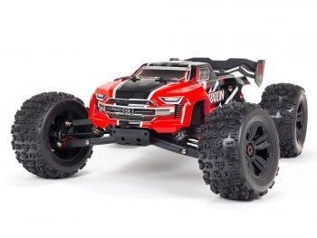 Kraton 6S 4WD BLX 1/8 RTR Red