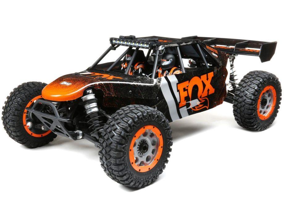DBXL-E 2.0 Smart Tech 1/5 4WD RTR Fox