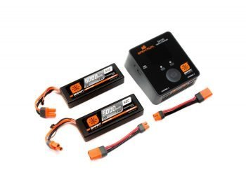 Spektrum Smart PowerStage Bundle 4S 5000mAh IC5
