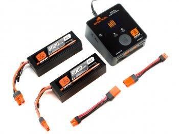 Spektrum Smart PowerStage Bundle 6S 5000mAh IC5