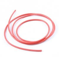 ETRONIX 12AWG SILICONE WIRE RED (100CM)