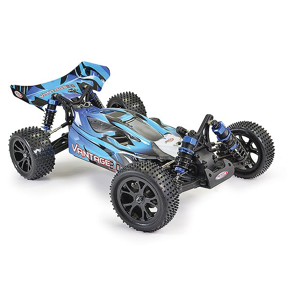 FTX VANTAGE 2.0 1/10 BRUSHED BUGGY 4WD RTR 2.4GHZ WATERPROOF