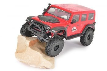 FTX OUTBACK MINI X FURY 118 TRAIL READY-TO-RUN RED