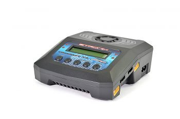 ETRONIX POWERPAL COMPACT X4 AC/DC CHARGER (UK PLUG)