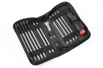 FASTRAX 19-IN-1 TOOL BAG