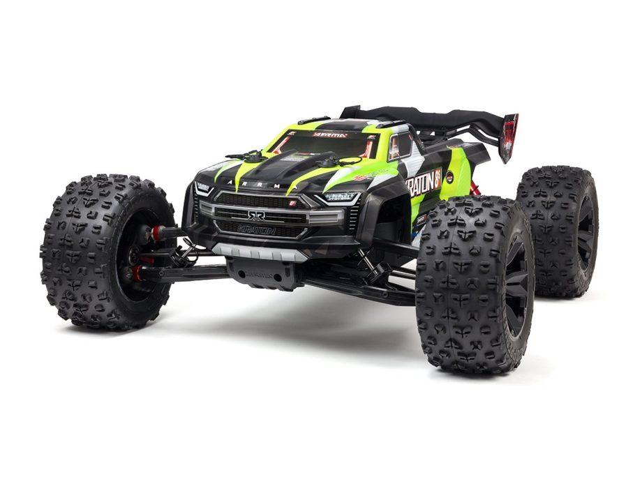 Kraton 8S 4x4 BLX 1/5 Speed Monster Truck - Green