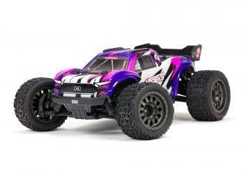 VORTEKS 4X4 3S BLX 1/10 Stadium Truck RTR, Purple