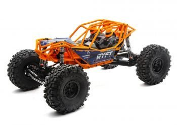 RBX10 Ryft 1/10 4WD RTR Orange Rock Bouncer