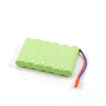 HUINA 1550/1570/1573/1574/1577 BATTERY 6CELL 400MAH 7.2V NI-MH JST RED CONNECTOR