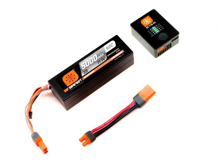 Spektrum Smart PowerStage Bundle 3S 5000mAh IC5