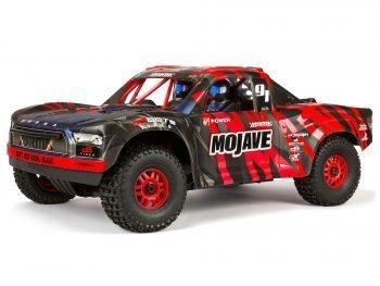 Mojave 6S BLX 1/7 Desert Truck Blk/Red
