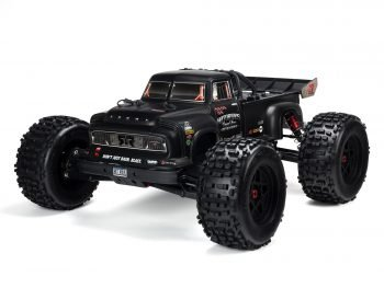 Arrma Notorious 6S 4WD BLX 1/8 RTR Black