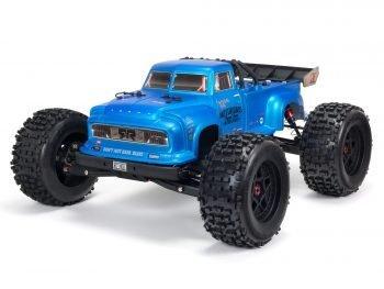 Arrma Notorious 6S 4WD BLX 1/8 RTR Blue