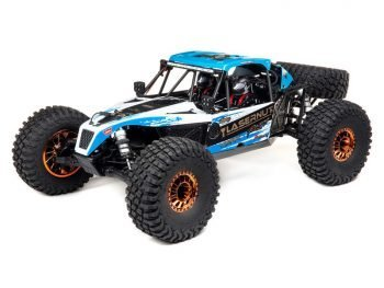 Losi Lasernut U4 SMART ESC 1/10 4WD RTR Blue