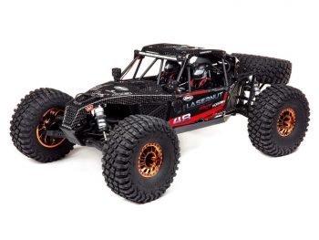 Losi Lasernut U4 SMART ESC 1/10 4WD RTR Black