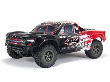 Senton 4X4 3S BLX Firma SLT3 Short Course Truck RTR Red/Blac