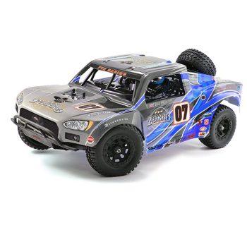 FTX ZORRO 1/10 NITRO TROPHY TRUCK 4WD RTR - BLUE