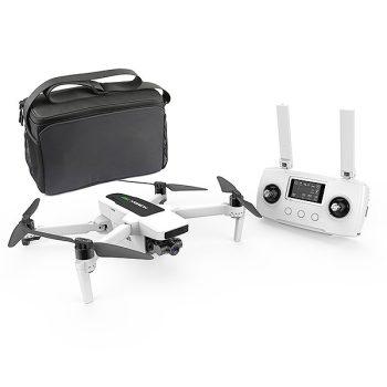 HUBSAN ZINO 2 FOLDING DRONE 4K W/STORAGE BAG & EXTRA BATTERY