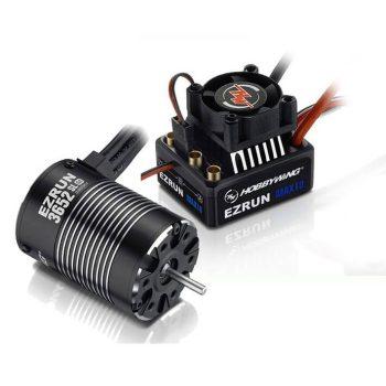 HOBBYWING COMBO MAX10 ESC 3652SL 3300KV MOTOR